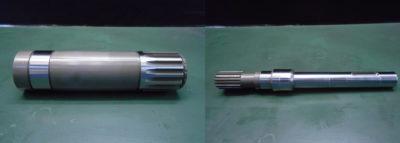 Φ350mm×L1,500mmの長尺シャフト・大径シャフトの製作に対応