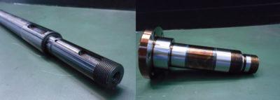 熱処理・表面処理を高硬度・耐摩耗性を付加した 産業用シャフト製造もお任せ!